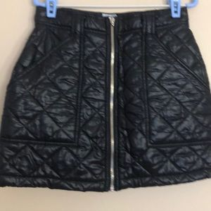 Vintage Moschino Jean puffy skirt